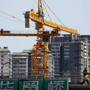 Moody's said it expects the financial strength of the Chinese economy will erode in coming years.
