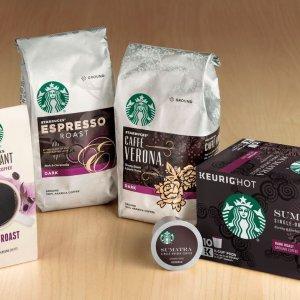 Nestle to Pay $7 Billion to Market Starbucks Products