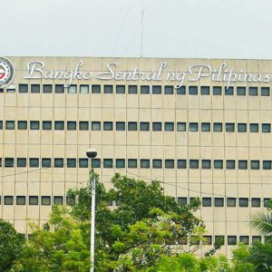 The central bank of Philippines