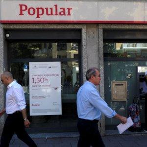 Santander Rescues Banco Popular