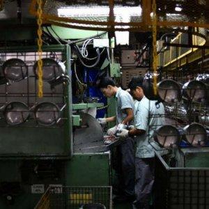 Singapore Factory Output Up 14.6%
