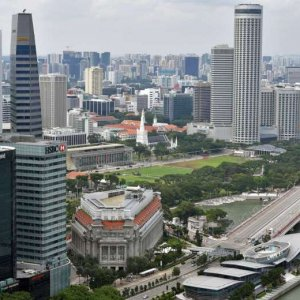 Singapore Private Sector Growth Slows