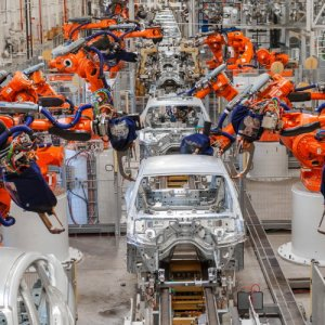 BMW's Spartanburg plant is the largest BMW factory in the world by volume.