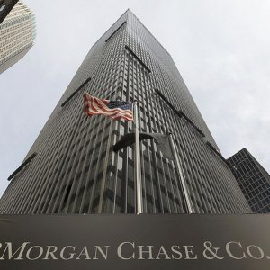 Investors are waiting for reports by the top three banks, including JP Morgan Chase & Co.