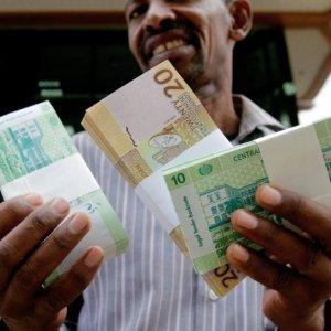 Sudan Inflation Tops 34%