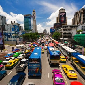 Thailand Needs More Capital to Keep Growth Moving
