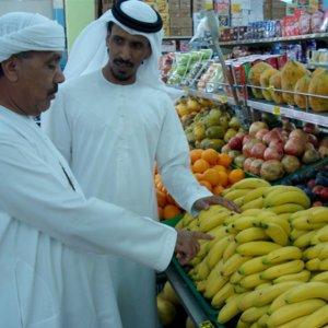 UAE Inflation Edges Up