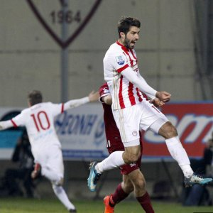 Ansarifard Leading Scorer in Greece Superleague
