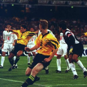 Iran-Australia clash in 1998 France World Cup qualifiers