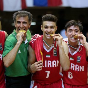 Young Basketball Team Humbles Iraq 109-50