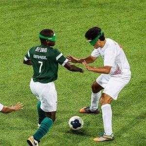 Brazil Top Blind Footballer Commends Iran