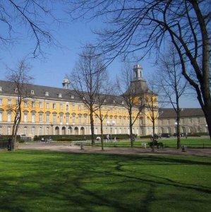 Administrative buildings of Bonn University