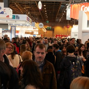 Last edition of Paris Book Fair