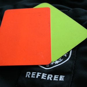 Unruly Coaches to Receive Yellow and Red Cards