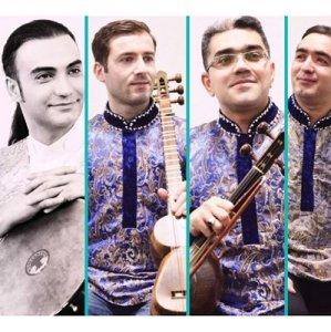 Azeri Band Will Perform at Vahdat
