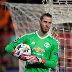 De Gea Set to Sign New Deal at Old Trafford