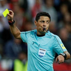 Faghani Will Judge at AFC Champions League