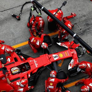 Ferrari to Make Changes After Double Trouble