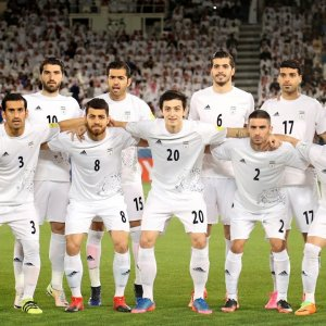 Team Melli has been the best team in Asia since December 2014 and is currently the 25th highest-ranked team in the world according to the latest FIFA World Rankings as of September 14.