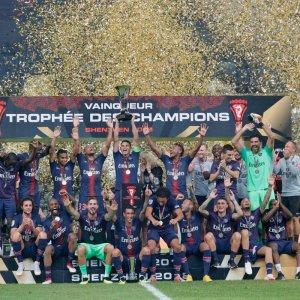 Debut Win for Tuchel as PSG Thrashes Monaco