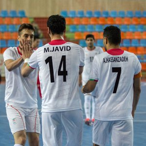 Iran Begins With Decisive Victory