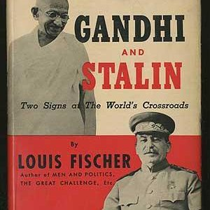 'Gandhi & Stalin' Released in Persian
