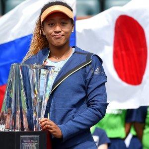 Naomi Osaka Becomes First Japanese Woman in Grand Slam Final