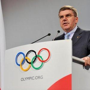 IOC President Condoles With Iran Over Kermanshah Quake