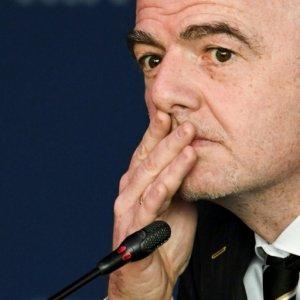 FIFA Lifts Ban on Iraq After Three Decades