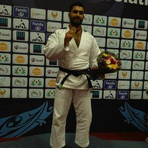 Blind Judoka Wins Gold in Uzbek Event