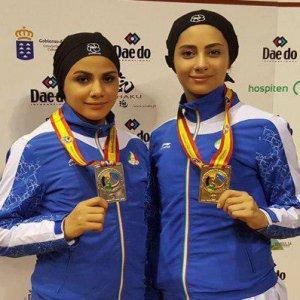 Women Karatekas Shine in Tenerife