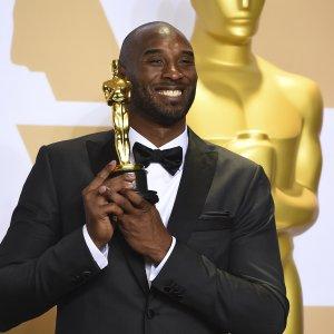 Retired Basketball Player Bryant Wins Oscar