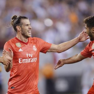 Real Madrid Ends US Tour With 2-1 Win Over Roma