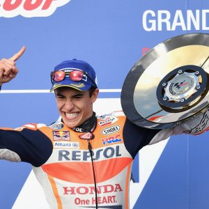 Marquez Closer to World MotoGP Title