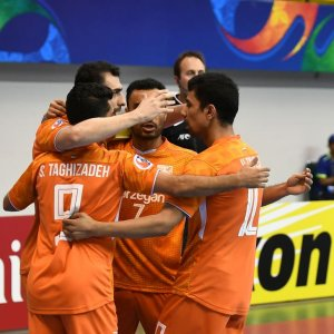 Mes Sungun in Top Form,  Wins Group Stage Matches