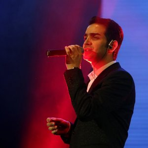 Mohsen Yeganeh on Three-Nation Tour