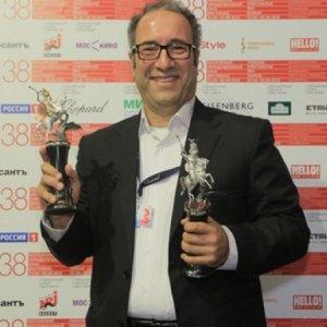 Reza Mirkarimi won two awards at last year's MIFF.