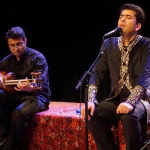 Motamedi at Vahdat Hall