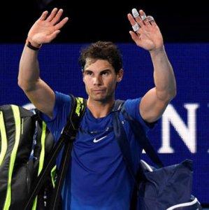 Rafa Nadal Pulls Back From ATP Finals