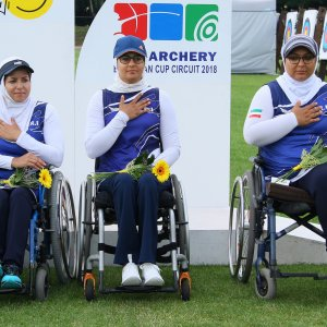 Para Archers Win Two Medals in European Event