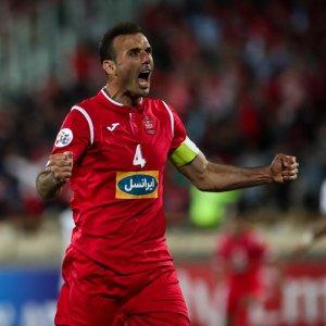 Seyyed-Jalal Hosseini scored the decisive goal.