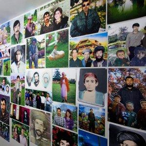A view of 'Photo Riahi' exhibit
