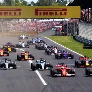 F1 owner Liberty Media's sporting boss Ross Brawn said they would welcome Porsche to the grid.