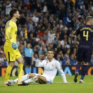 Tottenham Earns Point Against Real Madrid