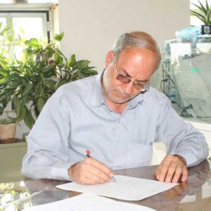 Mokhtar Komeyli