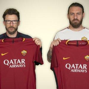 Qatar Airways Sponsors AS Roma