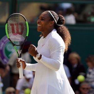 Serena Williams Advances to Wimbledon Semifinals