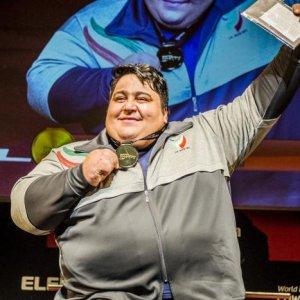 Siamand Rahman Clinches Para Powerlifting Title