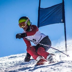 Women Skiers From Iran Training in Austria
