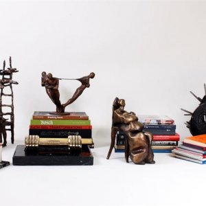 ‏Small Sculptures